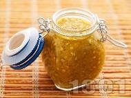 Рецепта Лютивка със зелени чушки